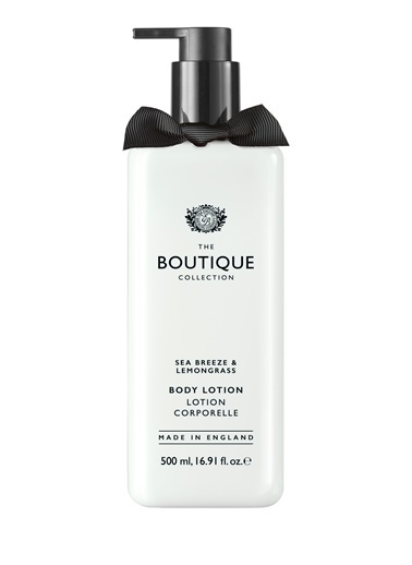 Boutique Sea Breeze & Lemongrass Vücut Losyonu 500 ml Renksiz